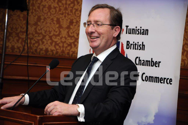 D bat de la chambre de commerce tuniso britannique l for Chambre de commerce britanique