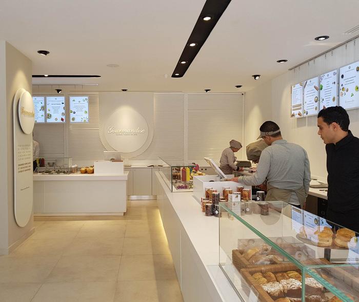 Ouverture officielle du bar salade gourmandise aucentre for Dejeuner entre collegues