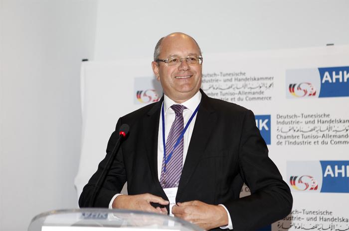 Ibrahim debache succ de n jib ben debba la t te de la for Chambre de commerce tunisienne