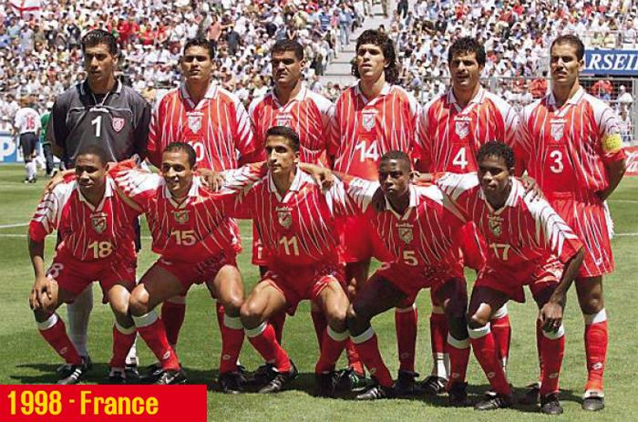 La Tunisie Et La Coupe Du Monde Une Seule Victoire En 40 Ans