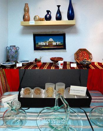 الصناعة التقليدية التونسية Design