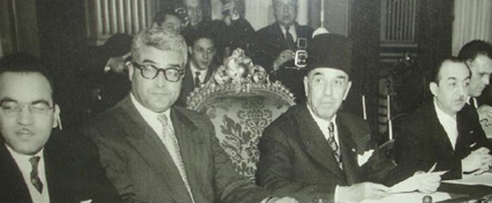 étudiants tunisie 1974