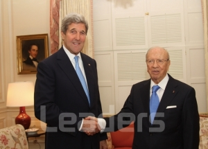 Caïd Essebsi obtient à Washington un premier accord de partenariat stratégique