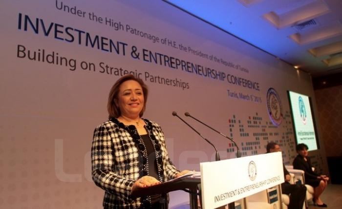Amel Bouchamaoui Hammami,  Opening Remarks Investment & Entrepreneurship Conference, Tunis, March 5th, 2015