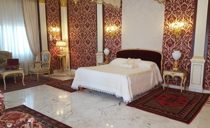 La chambre à coucher de Bourguiba
