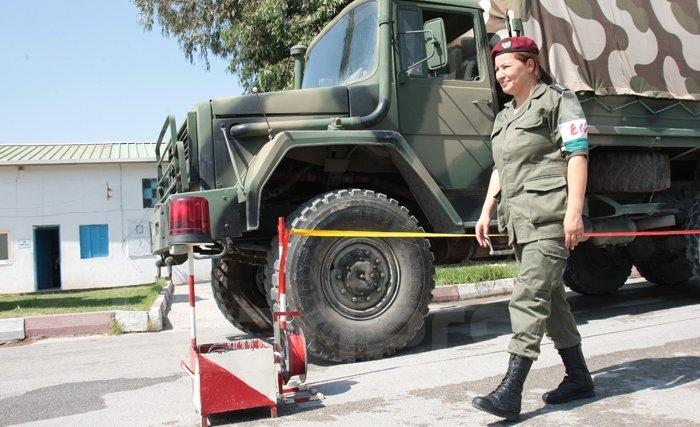 امرأة في الجيش السوداني 143937340453_content