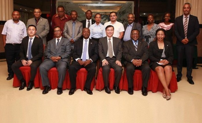 Développement des TIC en Afrique : Une délégation de la commission de l'UA chez Huawei