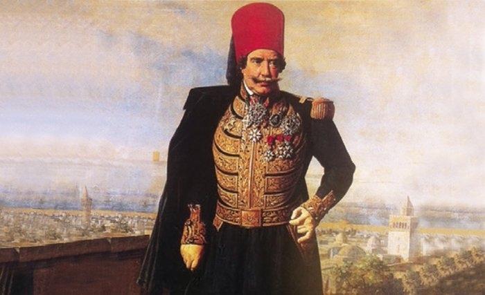 la visite d ahmed pacha bey en france en 1846
