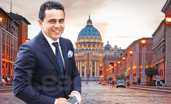 Mourad fradi pr sident de la chambre de commerce et d for Chambre de commerce franco italienne
