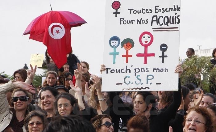 Mercredi, à 15h40, les femmes s'arrêtent — Egalité des droits