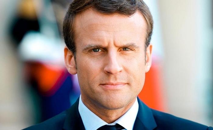 Macron ramène une Tunisienne