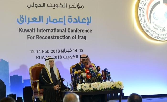 Reconstruction de l'Irak : La communauté internationale promet des milliards de dollars