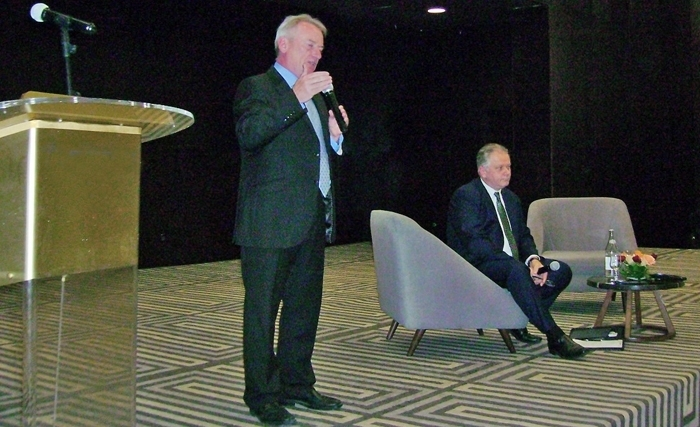 Chris Skinner : La finance 2.0 arrive en Tunisie