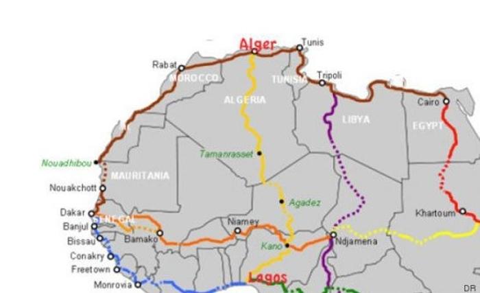 Une ardente obligation: Créer la Verticale Afrique-Méditerranée-Europe (AME)