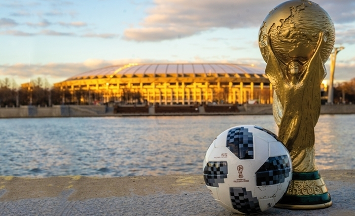 Coupe du Monde de football Russia 2018: C'est parti  sur Leaders !