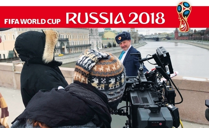 Mondial russie 2018 - Ya Roussia Jeyin : Une saga commence
