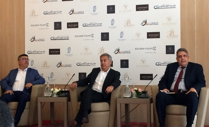 Groupe Alliance : acquisition de l'hôtel Le Palace Gammarth pour 31 millions de dinars