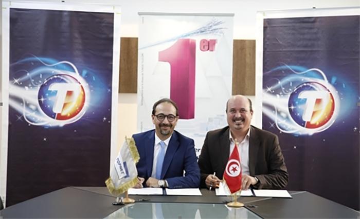 Leaders :  Topnet, le leader du marché de l'internet en Tunisie et Be Wireless Solutions (BWS), pionnier du développement de solutions Internet Of Things (IoT), signent un accord