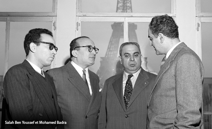 Il y a 67 ans, le premier recours tunisien au conseil de sécurité: 1952 Internationalisation de la question tunisienne