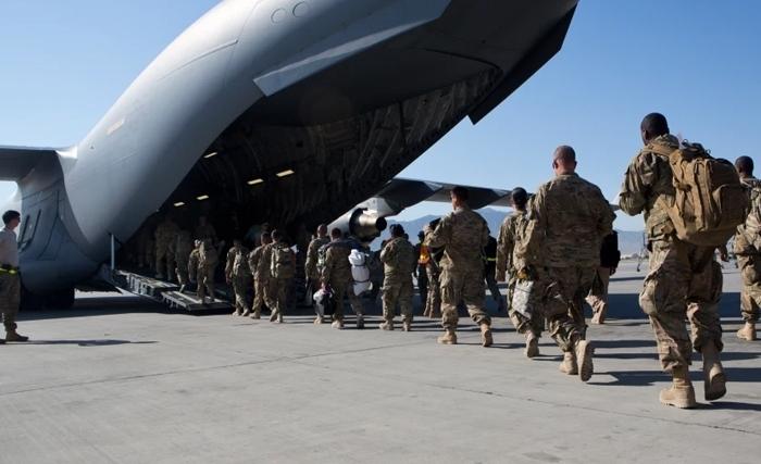 Fin de l'occupation: Aujourd'hui l'Afghanistan, demain la Palestine?