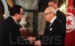 Ce que Caïd Essebsi a dit à Zied Ladhari, Slim Chaker et les autres