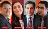 Wafa Makhlouf, Oussama Seghaier, Riadh Mouakhar et Ali Belakhoua : les 4 députés qui iront à Washington