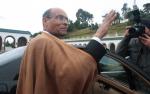 Devinez ce qu'a fait Marzouki avant de quitter Carthage