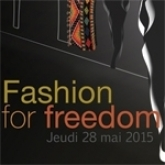 "Fashion for freedom le dossier de presse, United fashion for peace et ithemba concept store présentent "" fashion for freedom"""