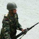 Photos : Un militaire tire sur ses camarades...L'hypothèse d'un attentat terroriste écartée