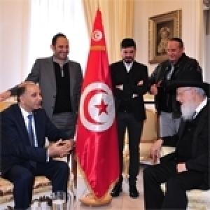 L'ancien Grand Rabbin de France, Joseph Haïm Sitruk, réitère sa solidarité avec son pays natal la Tunisie