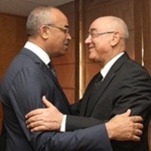 Chaleureuse accolade algéro-marocaine et stratégie maghrébine commune contre l'extrémisme (Album photo)