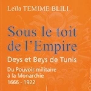 Sous le toit de l'Empire (Tome 2) : Les heures sombres de la Tunisie