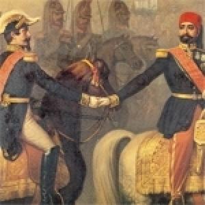 Un moment fort de l'amitié tuniso-française : Sadok Pacha Bey et l'Empereur Napoléon III à Alger (septembre 1860)