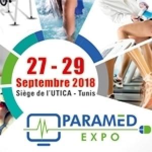 Prochainement la 2ème édition de Paramed expo Salon International des Equipements et Services Paramédicaux