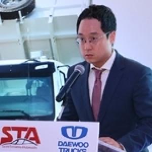 STA (Société Tunisienne d'Automobile) importateur officiel en Tunisie des camions « DAEWOO TRUCKS »