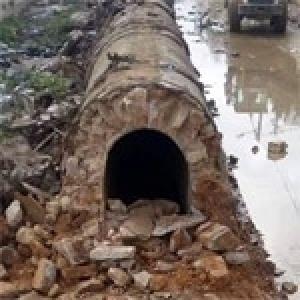 Des canaux vieux de 2000 ans détruits par des villageois près de Mohammedia