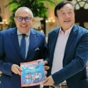Ren Zhengfei, le fondateur de Huaweï, reçoit Leaders à Shenzhen: les secrets de son empire technologique, ses souvenirs en Tunisie et son message à la jeunesse tunisienne