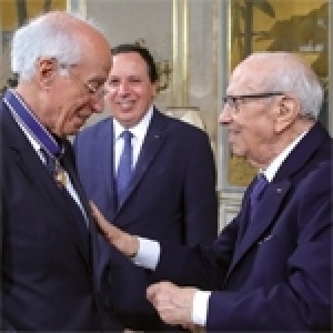 Ahmed Ounaïes: Béji Caïd Essebsi, l'esprit destourien (Album photos)