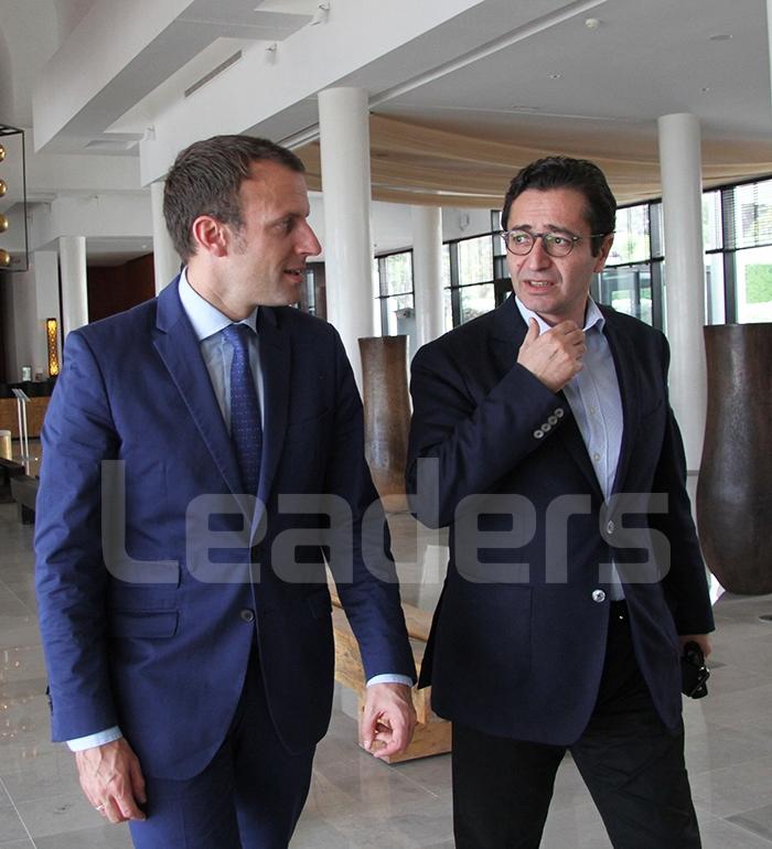 Tunisie : Macron ramène une Tunisienne